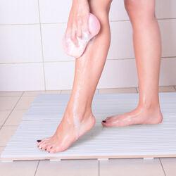 Pedana flessibile per doccia, , large