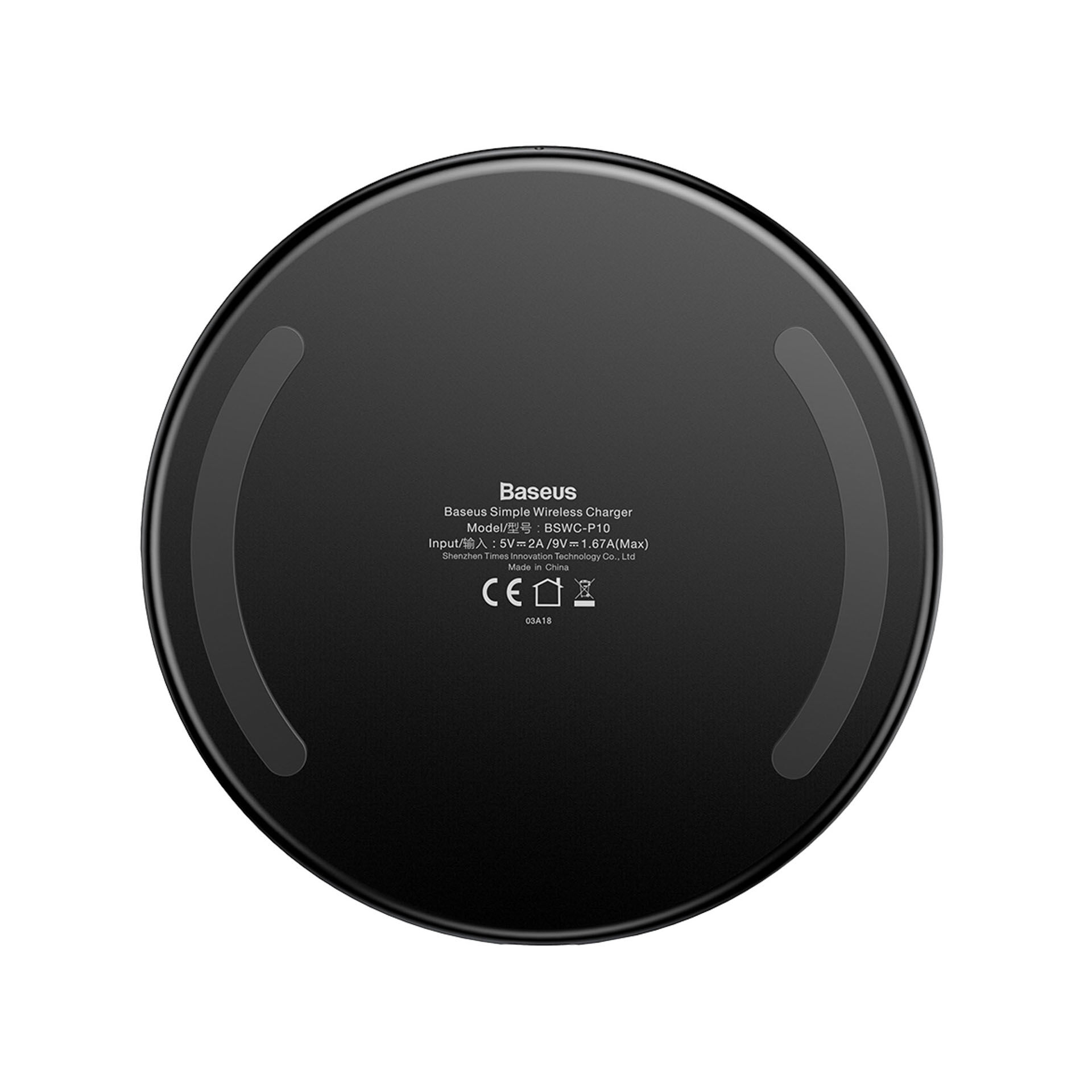 miniatura 21 - Caricabatterie wireless ultra sottile per smartphone