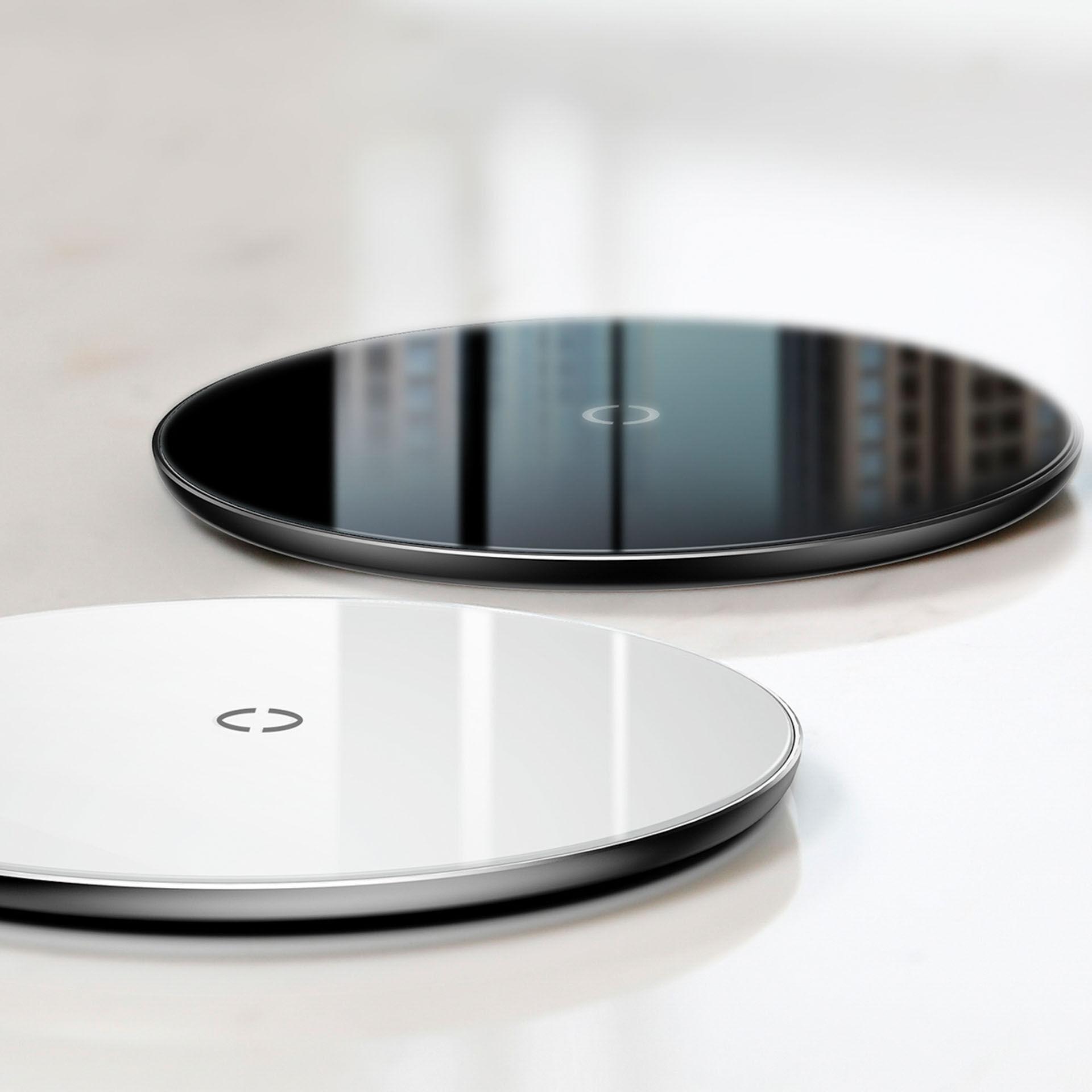 miniatura 17 - Caricabatterie wireless ultra sottile per smartphone