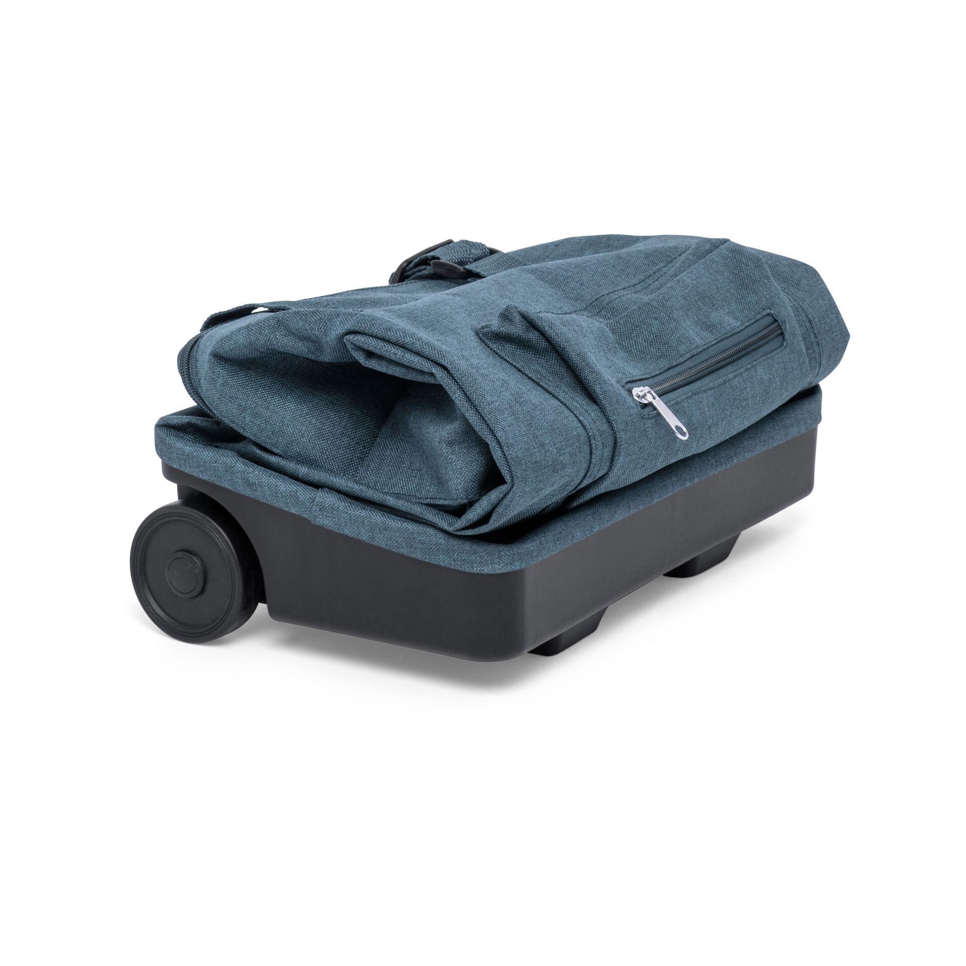 miniatura 5 - Trolley pieghevole per la spesa