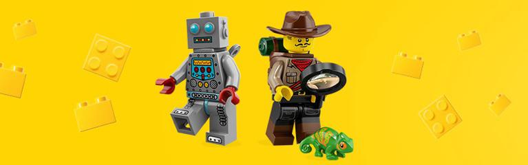 Il mondo Lego Dmail